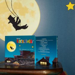 CD balancoire sur la lune